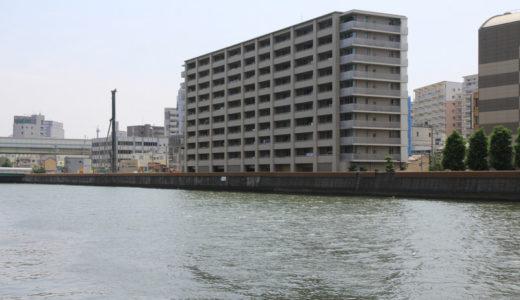 堂島大橋上流右岸ライトアップ施設設置工事 11.06