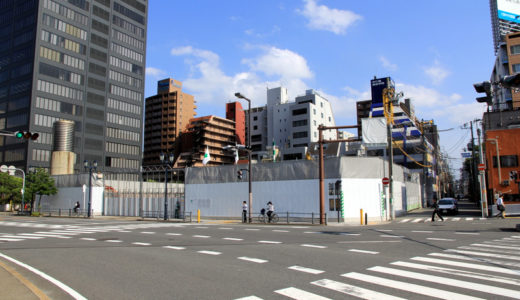 (仮称)大阪市中央区北浜東計画 11.06