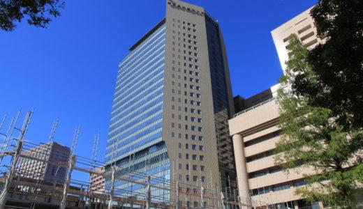 東京医科歯科大学M&Dタワー(医歯学総合研究棟Ⅱ期棟)
