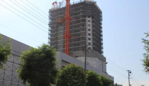 琴似4・2地区第一種市街地再開発事業 12.07