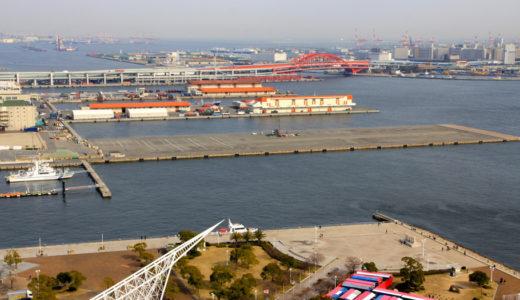 新港第一突堤にラスイート社が進出 、天然温泉付きの和風ホテルを建設