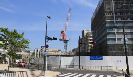 阪急不動産-(仮称)JR「高槻」駅直結 最終プロジェクト 13.04