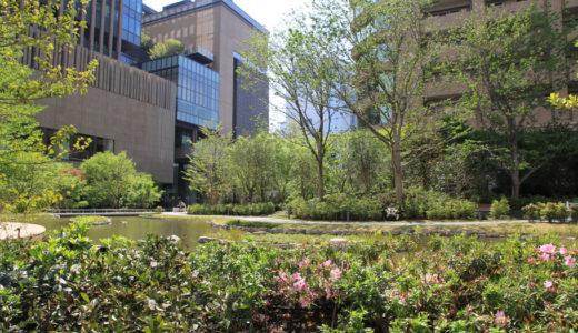 グランフロント大阪開業特集-PART5(庭園)