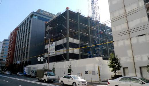 (仮称)内本町ビル新築工事