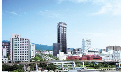千里タワー