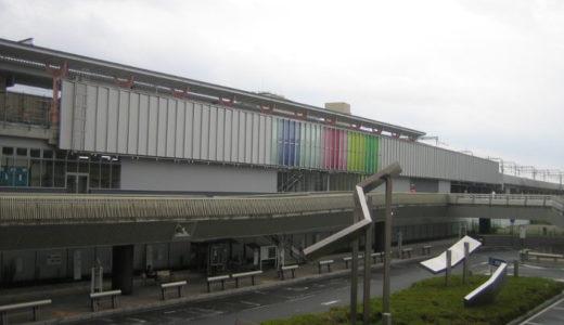 JR奈良駅高架化