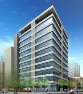 淀屋橋に新たなオフィスビル計画
