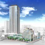 茶屋町東地区第一種市街地再開発事業