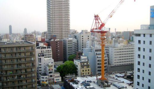上本町駅南複合ビル(新歌舞伎座移転)