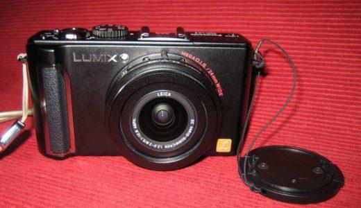新型カメラ(LX3)投入!