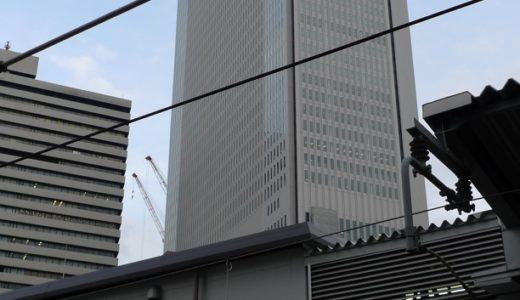 梅田阪急ビル 4時間