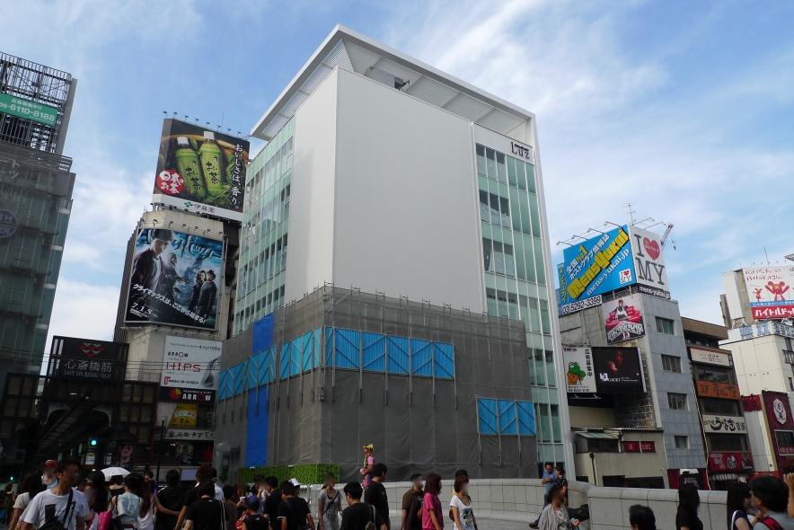 心斎橋プラザビル本館の紹介 地図 ...