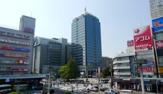 堺市役所と堺東