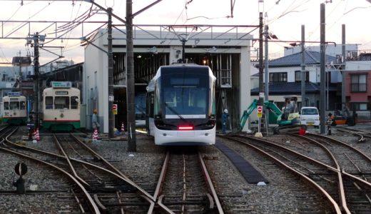 富山の新路面電車「セントラム」