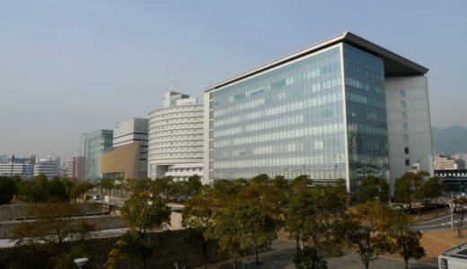 HAT神戸-業務・研究地区