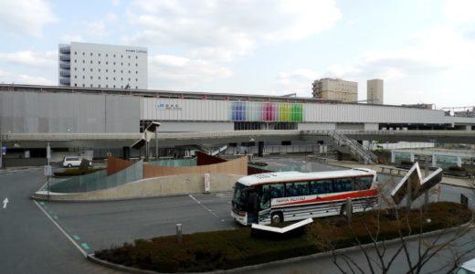 JR奈良駅高架化工事 10.03