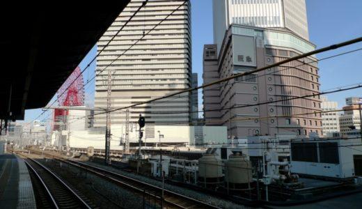 阪急梅田本店・二期棟建設工事 10.03