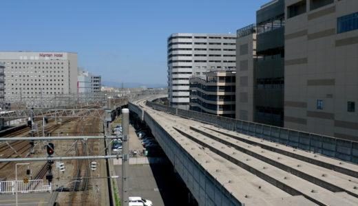 北陸新幹線-金沢駅 10.04
