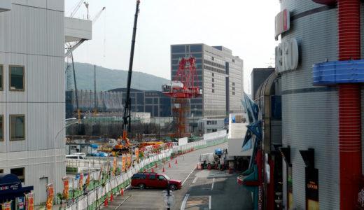 (仮称)JR高槻駅前タワーマンションプロジェクト 10.07