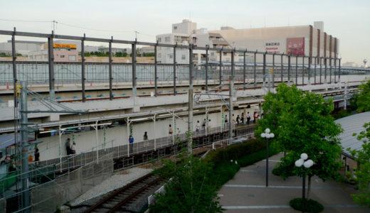 阪急今津線-南線高架化事業
