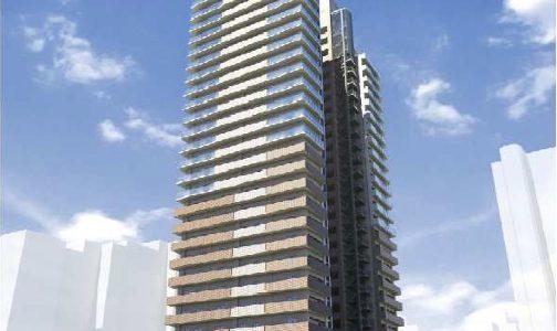 阿倍野B2地区第2種市街地再開発事業D4-1棟