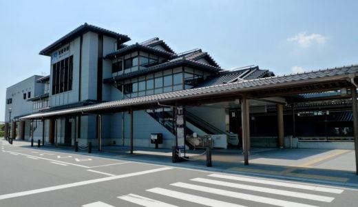 JR大和路線-法隆寺駅
