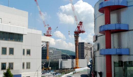 (仮称)JR高槻駅前タワーマンションプロジェクト 10.09