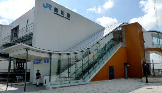 JR京都線-桂川駅