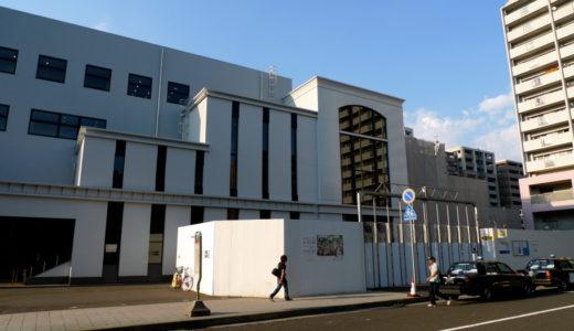 JR神戸線-灘駅駅舎改修工事 10.09