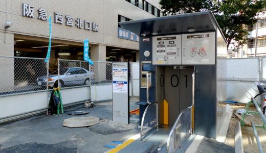 地下機械式立体駐輪場(サイクルツリー)