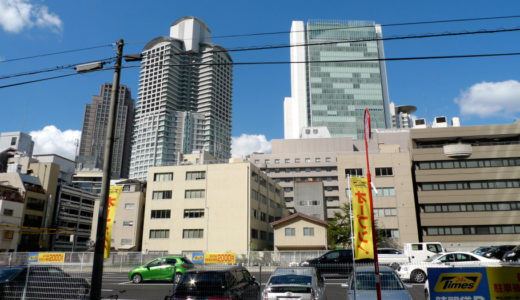 (仮称)大阪市北区堂島2丁目マンション新築工事 10.10