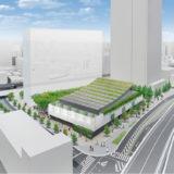 Zepp Osakaが難波土地区画整理事業 C街区に移転