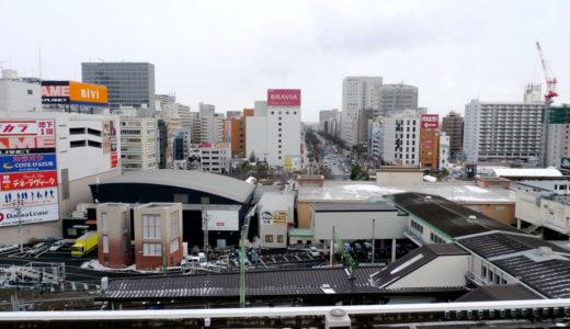 JR東日本が仙台駅に高層ビル 1000席級の劇場併設
