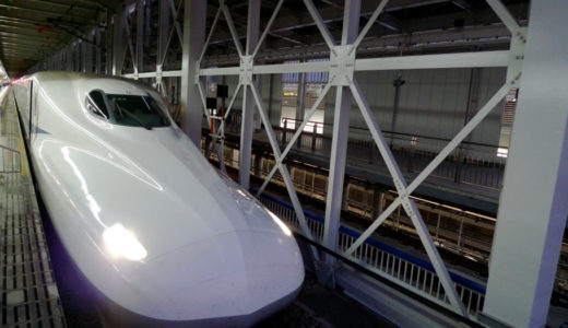 博多駅-九州新幹線ホーム 10.11