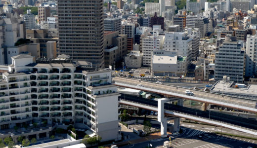 海岸通6丁目タワーマンション計画(仮称) 10.10