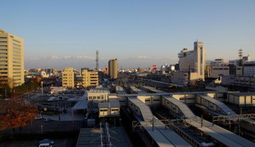 富山駅付近連続立体交差事業 10.12