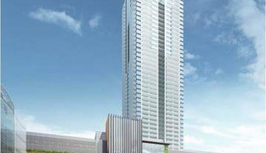 よみうり文化センター再整備事業が4月8日に起工、住宅棟は高さ184mの超高層タワーマンション!