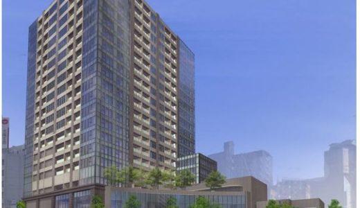 岡山市北区中山下一丁目1番地区市街地再開発事業