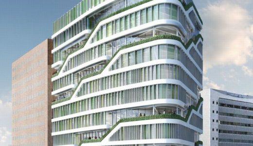 メッセンジャーサービスの大手LINEが福岡に新社屋を建設!