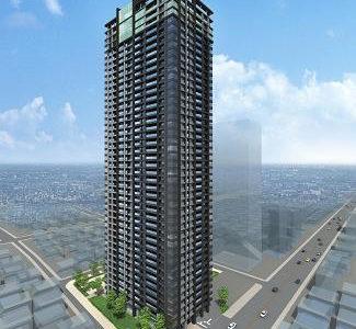 大阪市北区本庄西のパナソニックテクニカルサービス旧本社跡地に住友不動産が44階建てのタワーマンションを建設!