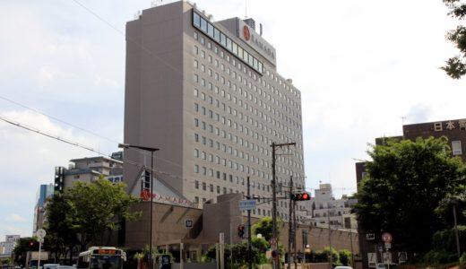 オリックス不動産がラマダホテル大阪跡地を取得、タワーマンションへの建替えの可能性が高まる
