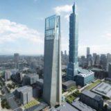 三菱地所が設計を担当した、高さ272mの超高層ビル、臺北南山廣場(台北南山広場)プロジェクト