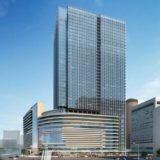 阪神百貨店を建て替える梅田1丁目1番地計画の最新完成イメージパース