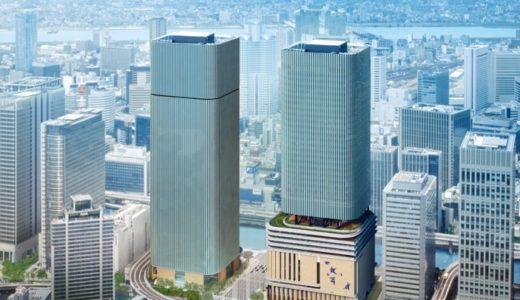 中之島プロジェクト西地区「中之島フェスティバルタワー・ウエスト(仮称)」は6月25日着工!