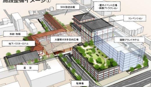 奈良市中心部の一等地の再開発「県営プール跡地活⽤プロジェクト」のホテル事業計画コンペに2社が名乗り、国際級ホテルが進出か?