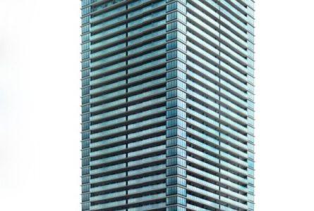 日本一の免震タワーマンション「ザ・パークハウス中之島タワー」の状況15.04