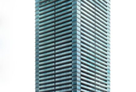 日本一の免震タワーマンション「ザ・パークハウス中之島タワー」の状況15.09