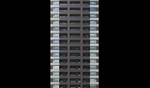 プレサンス レジェンド 堺筋本町タワーの建設状況 16.09