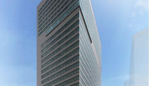 シンフォニー豊田ビル(Symphony Toyota Building)の建設状況 16.05