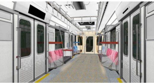 大阪市交通局が御堂筋線に更なる快適性向上をめざした30000系マイナーチェンジ車を投入すると発表!